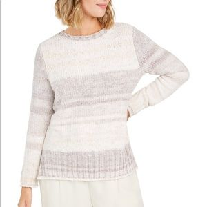 Style and Co chenille sweater